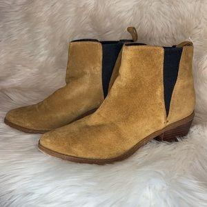 Ive been Slayed by these Suede Booties
